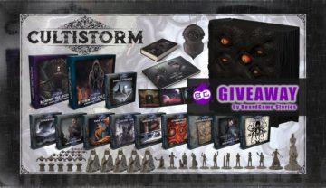 CultistormKickstarter Giveaway!