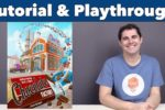 Chocolate Factory Tutorial & Playthrough
