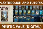 Mystic Vale Digital – Playthrough and Tutorial!