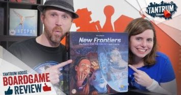 New Frontiers Board Game Review