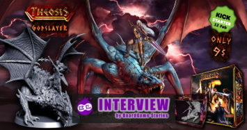 Theosis: Godslayer by Dreamcraft Games – Interview