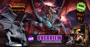 Theosis: Godslayer on Kickstarter | Overview