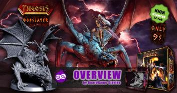 Theosis: Godslayer on Kickstarter | Overview