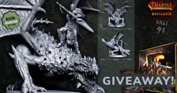 Theosis Godslayer Giveaway!