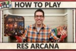 Res Arcana – How To Play