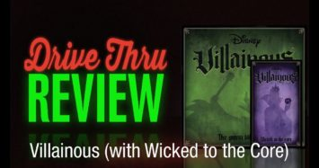 Villainous (with Wicked to the Core) Review
