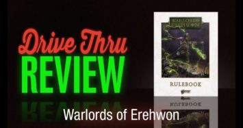 Warlords of Erehwon Review