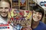 Wildlands and Unquiet Dead Expansion Board Game Review