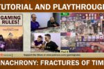 Anachrony: Fractures of Time – Tutorial and Playthrough
