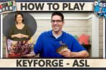 KeyForge – WITH ASL – How To Play