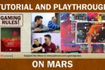 On Mars – Official Tutorial and Playthrough