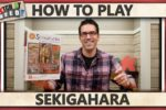 Sekigahara – How To Play
