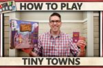 Tiny Towns – How To Play