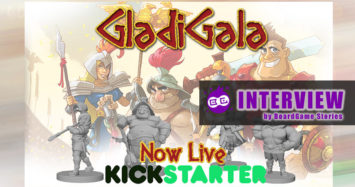 GladiGala by Tyto Games | Interview