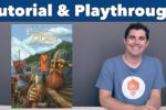 A Feast for Odin – Norwegians Tutorial & Playthrough
