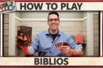 Biblios – How To Play