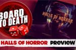 Halls Of Horror Preview