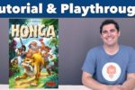 Honga Tutorial & Playthrough