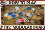 Scythe: Modular Board – How To Play