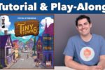 Tiny Towns Tutorial & Playthrough