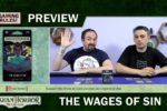 Arkham Horror Card Game: The Wages of Sin Preview
