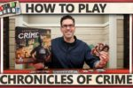 Chronicles of Crime – How To Play