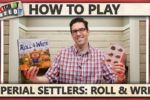 Imperial Settlers: Roll & Write – How To Play