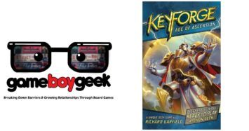 Keyforge: Age of Ascension Review