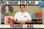 Tsuro – WITH ASL – How To Play