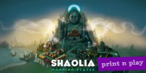 Shaolia Print n Play