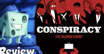 Conspiracy: The Solomon Gambit Review
