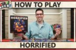 Horrified – How To Play