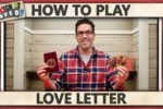 Love Letter (2nd Edition) – How To Play