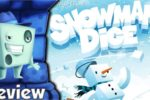 Snowman Dice Review