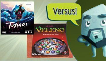 Tonari & Veleno Comparison