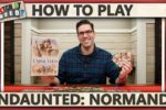 Undaunted: Normandy – How To Play
