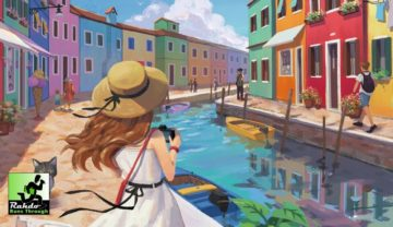 Walking in Burano: Runthrough + Final Thoughts