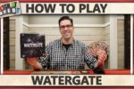 Watergate – How To Play