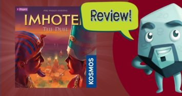 Imhotep Duel Review