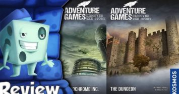 Adventure Games Review