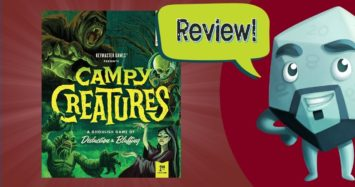 Campy Creatures (2nd Edition) & Expansion Review