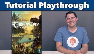 Century: A New World Playthrough