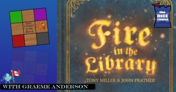 Fire in the Library Review
