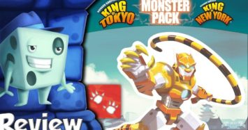 King of Tokyo & New York: Monster Pack – Cybertooth Review