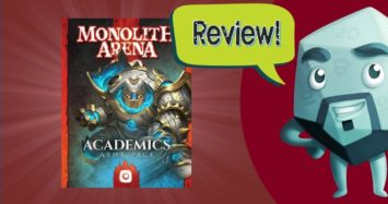 Monolith Arena: Academics Review