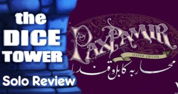 Pax Pamir (Second Edition) Review