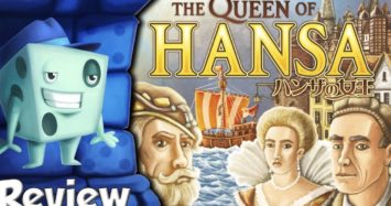 The Queen of Hansa Review