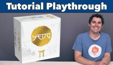 Yedo: Deluxe Playthrough