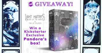 Light Hunters – Kickstarter's Exclusive Pandora Box Giveaway!