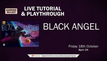 Black Angel – Tutorial & Playthrough